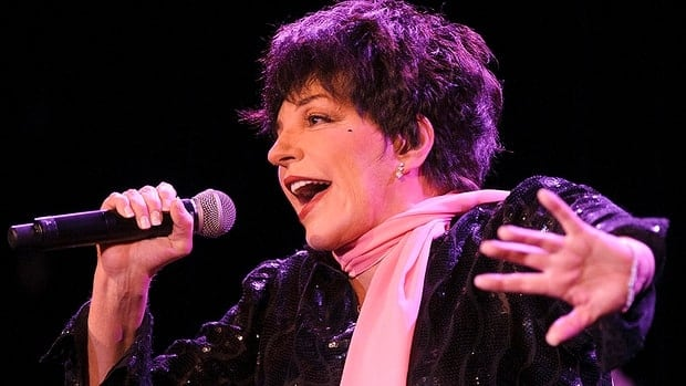 U.S. singer Liza Minelli, seen performing in Switzerland in 2011, will visit the Montreal jazz fest to perform and accept the Ella Fitzgerald Award.