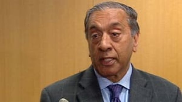 Commissioner Wally Oppal, a former B.C. Supreme Court judge, has until the end of October to complete his report.