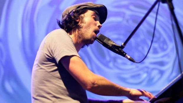 Montreal's Patrick Watson is playing sold-out shows in Europe.