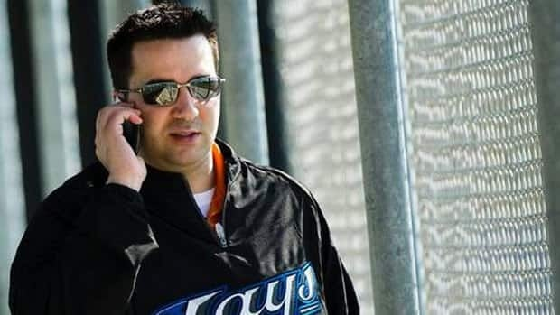 Toronto Blue Jays GM Alex Anthopoulos says he's making progress in the search for the franchise's 13th manager.