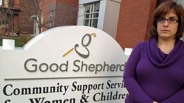 Kristene Viljasoo, director of women's services at Good Shepherd, says that in September alone Martha House referred more than 20 women to hotels.