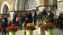 Lac-Mégantic funeral
