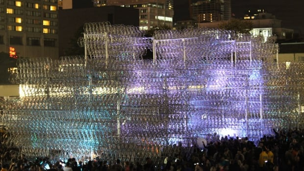 """Ai Weiwei's """"Forever Bicycles"""" was 2013's biggest hit. Though no artists of Weiwei's fame have submitted projects this year, there is an incredible slate of installations to check out."""
