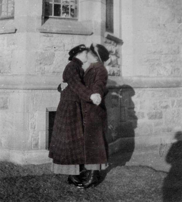 Nan & Hope & the 99 Year Old Kiss UofS
