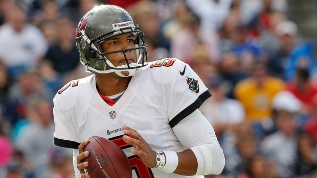 Josh Freeman was released by the Tampa Bay Buccaneers on Thursday, a week after being benched in favour of rookie Mike Glennon.