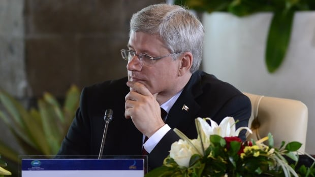 Prime Minister Stephen Harper will not be among the leaders at this year's Commonwealth Heads of Government Meeting in the Sri Lankan capital of Colombo. The Canadian prime minister is boycotting the meeting because of concerns over Sri Lanka's human rights record.