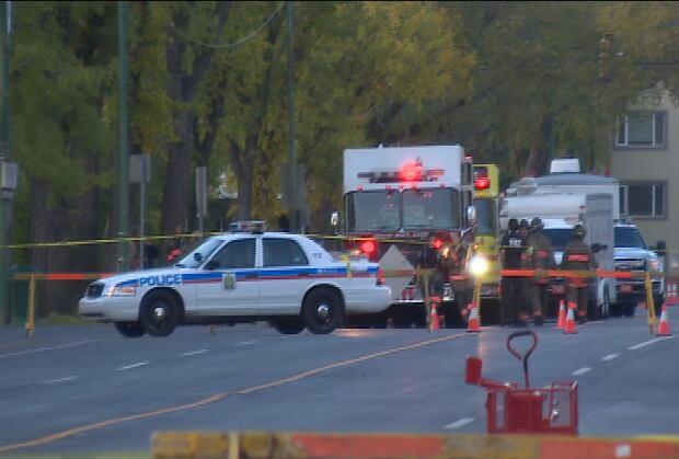 Bomb scare on 4th Avenue