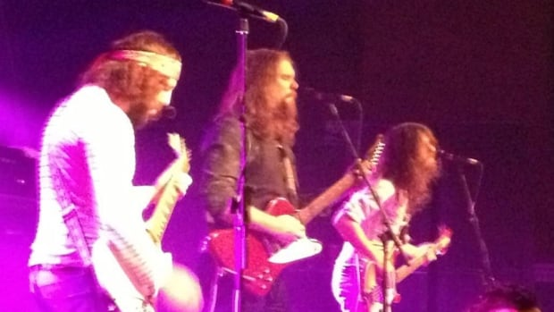 Sheepdogs win Rock Recording of the Year