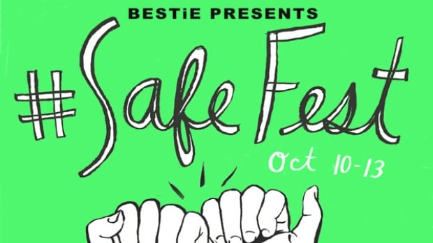 All events at the #Safe Fest festival are open to minors, while alcohol will only be available at some of the venues. It will not be sold to minors.