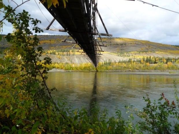 Ross River bridge