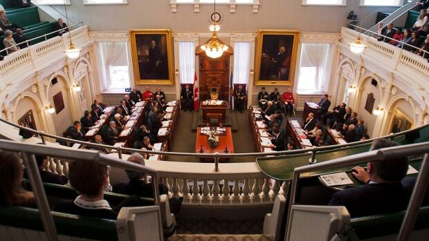 The Liberal tide in Tuesday's election forced longtime cabinet minister John MacDonnell from office as well as Ross Landry and Leonard Preya.