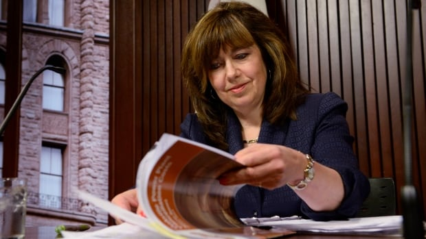 Ontario Auditor General Bonnie Lysyk is critical of Ontario Power's pensions and bonuses in her report released today.