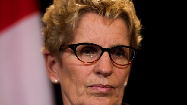 Ontario Premier Kathleen Wynne says green bonds are a smart way of raising capital for projects with environmental benefits. The province plans to use the fixed-income securities to fund an expansion of public transit in the Greater Toronto Area.