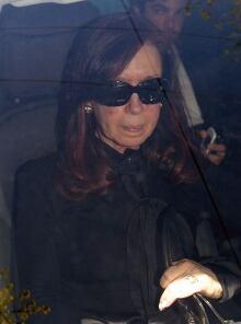 Argentina President's Health