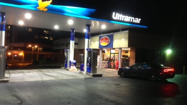 The RNC is looking for two men who held up Ultramar on Elizabeth Avenue on Wednesday morning.