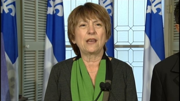 Quebec Solidaire MNA Françoise David says all Quebecers can unite behind her party's secular charter.