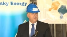Malcolm MacLean of Husky Energy