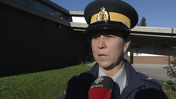 Cpl. Ann Noel says the RCMP will ensure the safety of all citizens.