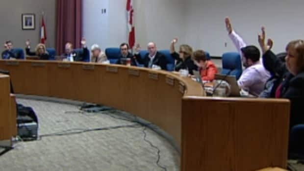 Edmonton public school trustees vote to become the first district in Alberta to enshrine the rights of gay students.