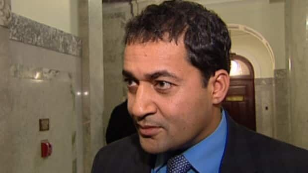 Independent MLA Raj Sherman made his allegations during Monday's question period at the Alberta legislature.