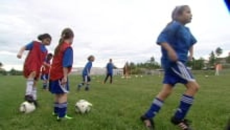Girls' participation in soccer way up | CBC News