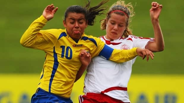 Colombia's Yoreli Rincon, left, is one of the brightest prospects from South America.