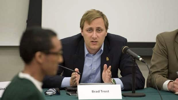 Brad Trost, the MP for Saskatoon-Humboldt, says he will continue to oppose federal money for the International Planned Parenthood Federation, and that he needs more information before he comments on the decision.