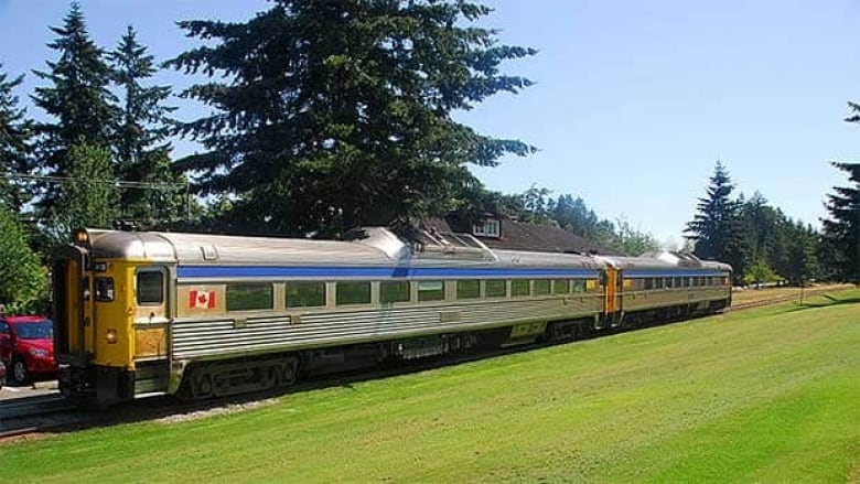 Bc Vancouver Island Rails To Trails