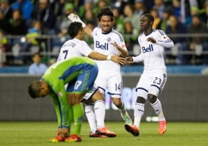 MLS Whitecaps Sounders Soccer