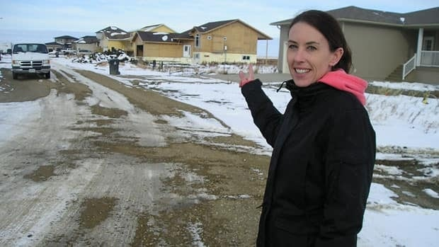Pense, about 30 kilometres west of Regina, is in the middle of a home-building spree, village administrator Jennifer Lendvay says.