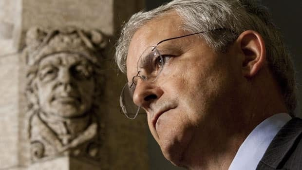 Montreal MP Marc Garneau is seeking the interim leadership of the Liberal party.