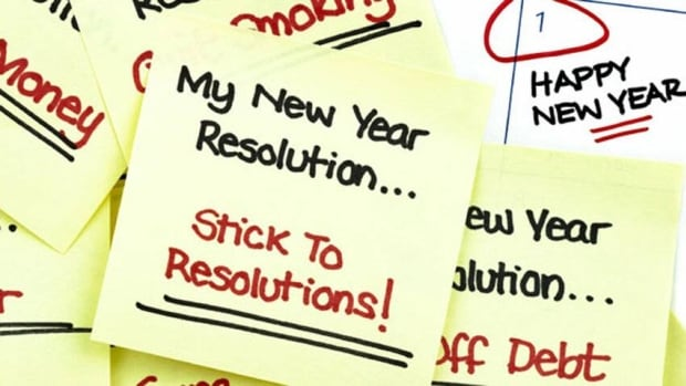 A local life coach says the trick to making your resolutions stick is starting small and going back to basics.