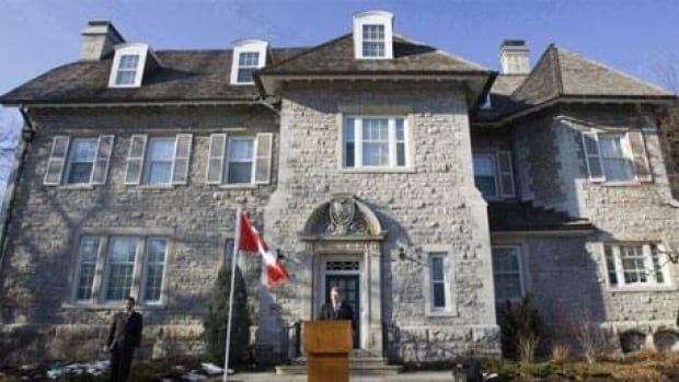 The National Capital Commission said in 2008 that $10 million in repairs were needed to 24 Sussex Drive.