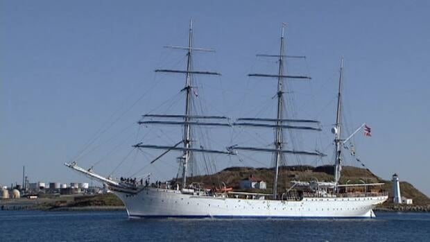 The tall ships were last in Halifax in 2009.