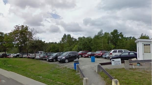 Sudbury Regional Hospital staff are parking in city lots at Bell Park and catching a shuttle bus to work.