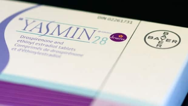 Top-selling birth control pills Yasmin, and its sister pill, Yaz, both contain drospirenon, which has raised safety concerns. Health Canada is reviewing the latest research. (Robert Ballantyne/CBC)
