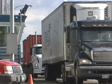 The trucking industry's shortage of drivers is a looming problem since Canadians depend on trucks to move most of their goods across the country.