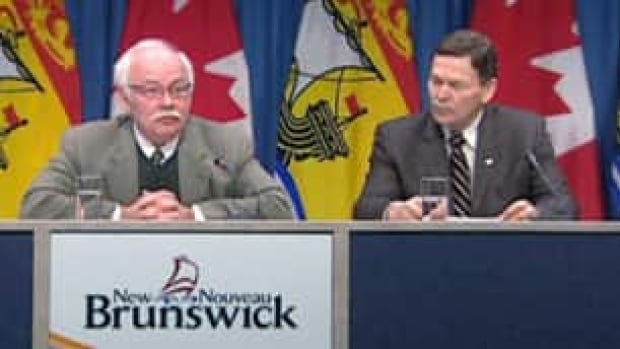 Bill Thompson and Jeannot Volpé released their first energy policy recommendations on Tuesday.