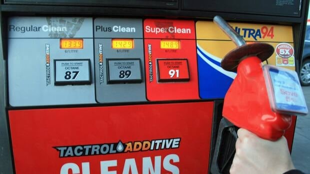 Economists say higher gas prices likely held back retail sales in May.