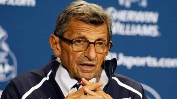 Penn State head coach Joe Paterno cancelled his weekly news conference the sex-abuse scandal that's rocked the school.