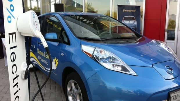 An Ottawa man drove off with a 2011 Nissan Leaf, one of 40 of the vehicles to sell in Canada.