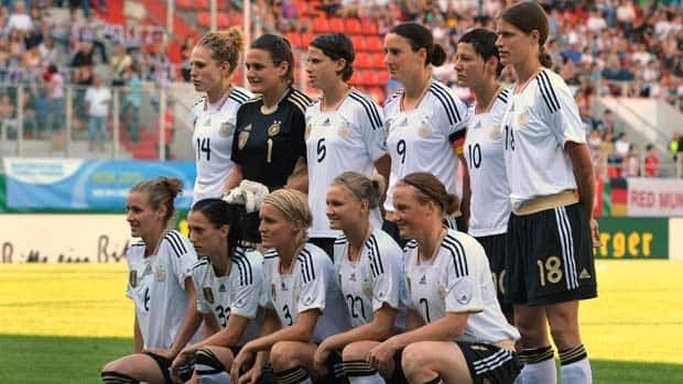 Germany is aiming to win a third consecutive Women's World Cup this summer on home soil.