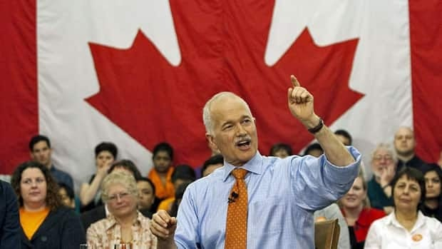 New Democratic Party Leader Jack Layton stepped away Friday from remarks suggesting he would tell the Bank of Canada Governor Mark Carney to keep interest rates low.
