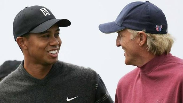 Greg Norman takes another shot at Tiger  d3966bfc75d
