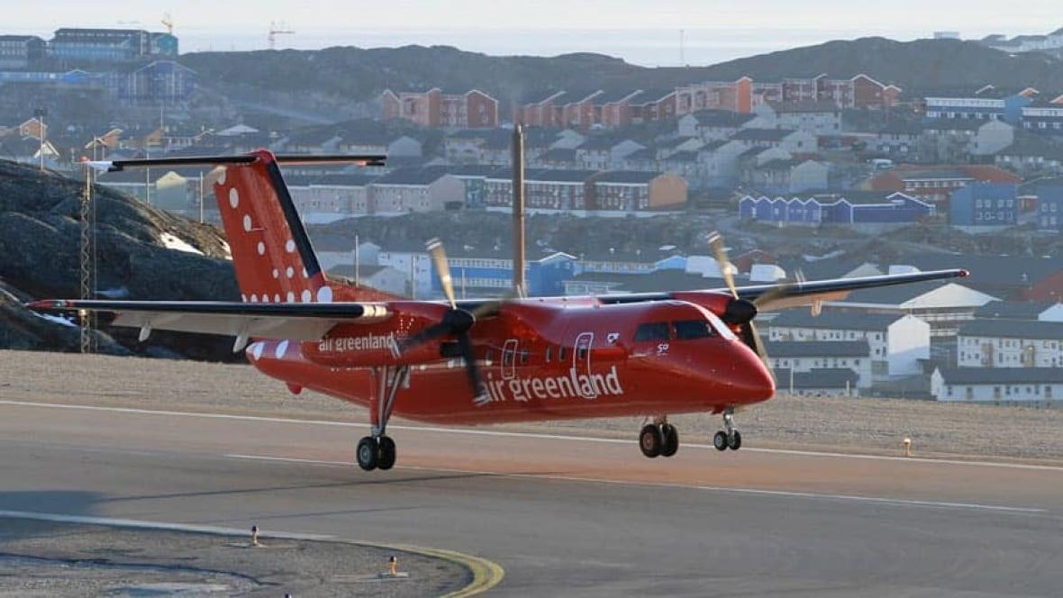 No Canada Greenland Flights Coming Soon Airline North