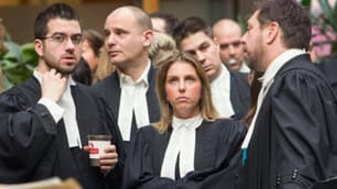crown prosecutors bitter as work resumes montreal cbc news