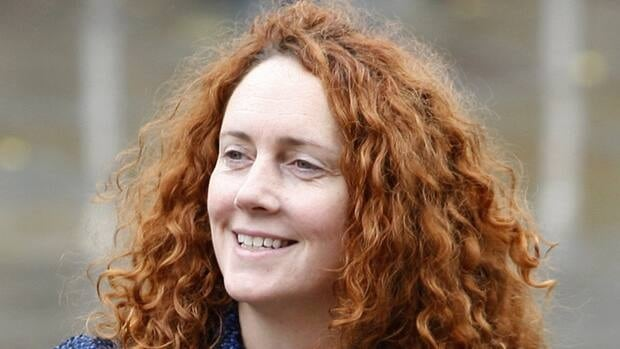 Rebekah Brooks resigned Friday as chief executive of News International as Rupert Murdoch's company reels from a series of crises.