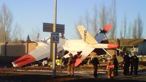 An Ontario man has died in a plane crash in Saskatoon.