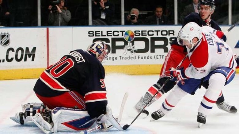 Habs Can Keep Rangers From Slice Of History Cbc Sports