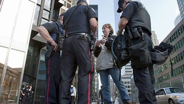 Toronto police conducted strip searches in 44 per cent of arrests in 2010, according to the Toronto Police Association.